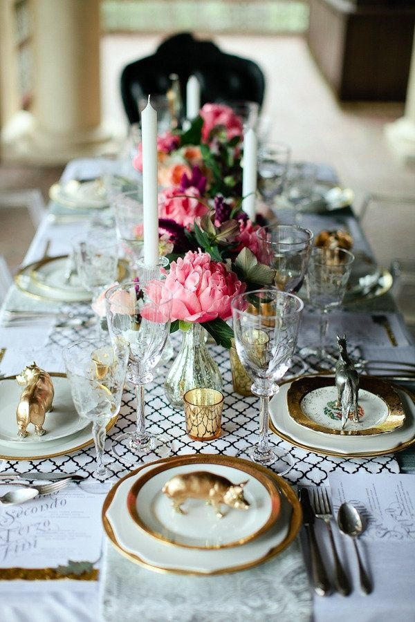 christmas table decoration ideas (41)