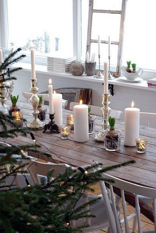 christmas table decoration ideas (43)
