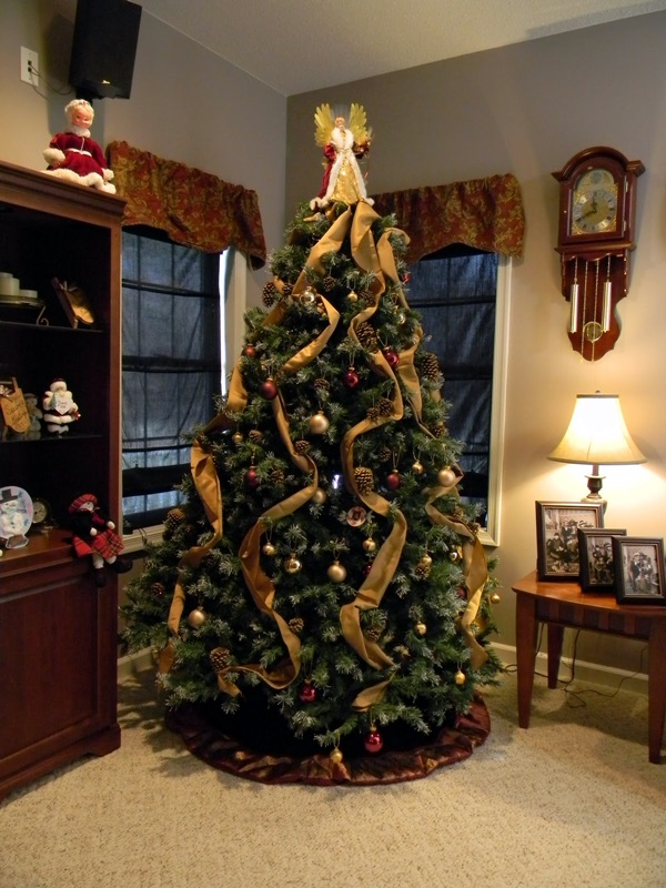 christmas tree decorating ideas (11)
