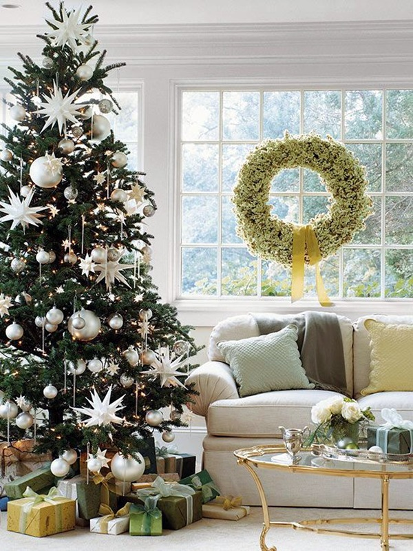 christmas tree decorating ideas (16)