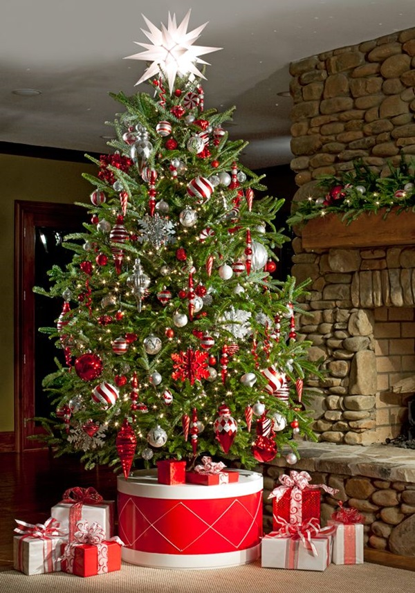 christmas tree decorating ideas (20)