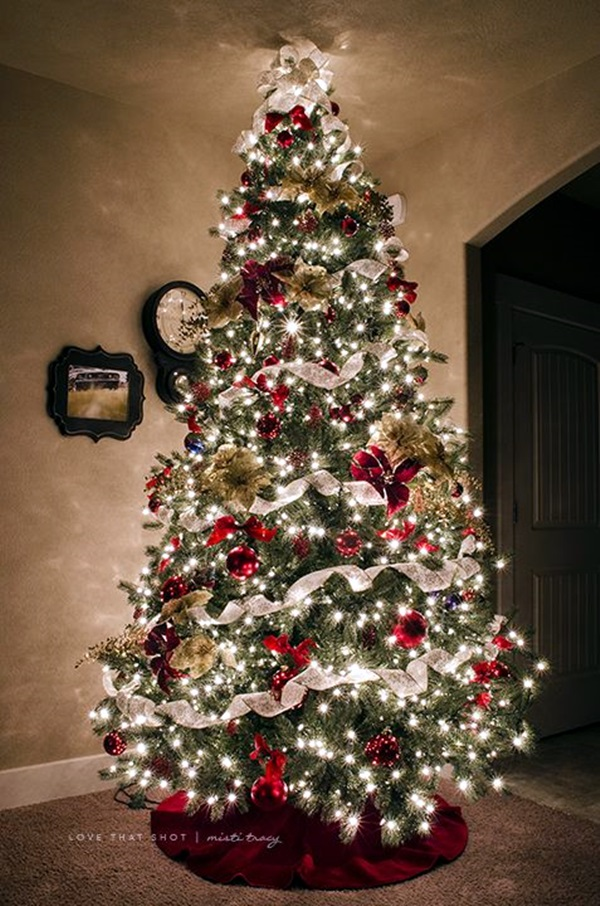 christmas tree decorating ideas (22)