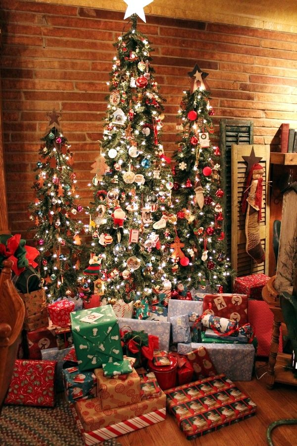 christmas tree decorating ideas (25)