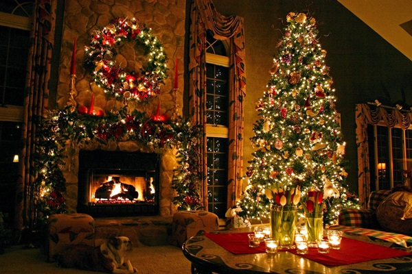christmas tree decorating ideas (27)