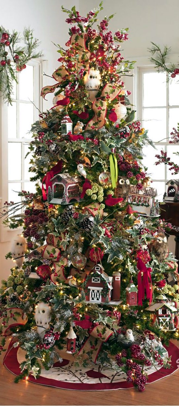 christmas tree decorating ideas (29)