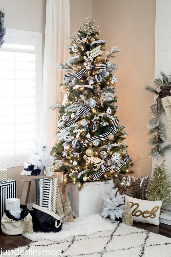 christmas tree decorating ideas (31)