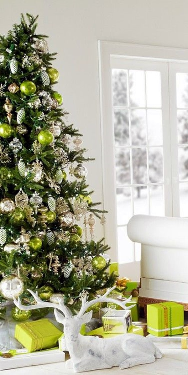 christmas tree decorating ideas (34)