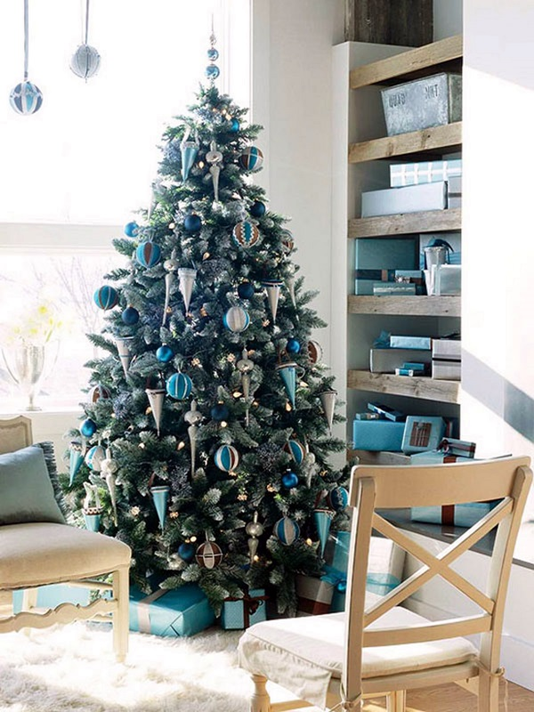 christmas tree decorating ideas (35)