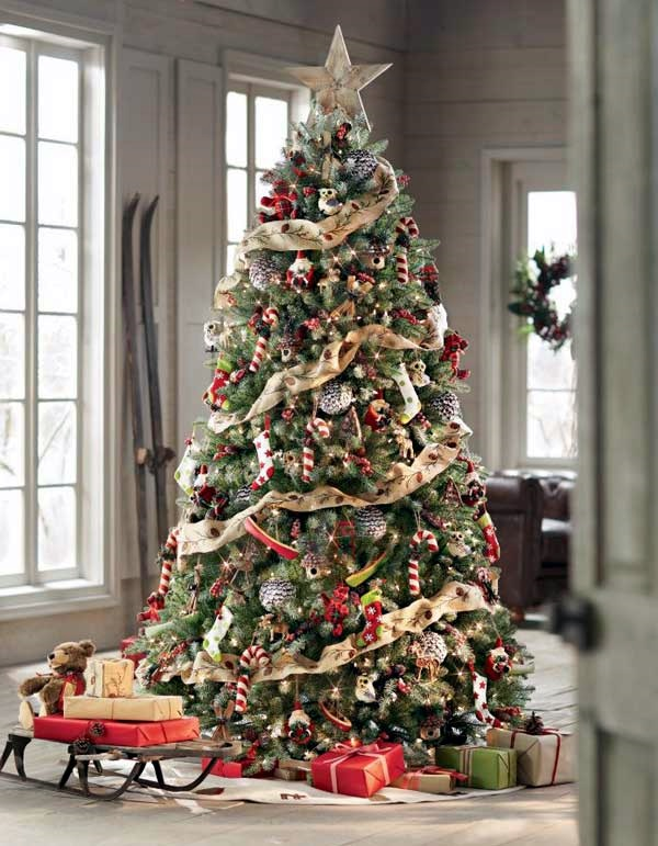 christmas tree decorating ideas (36)