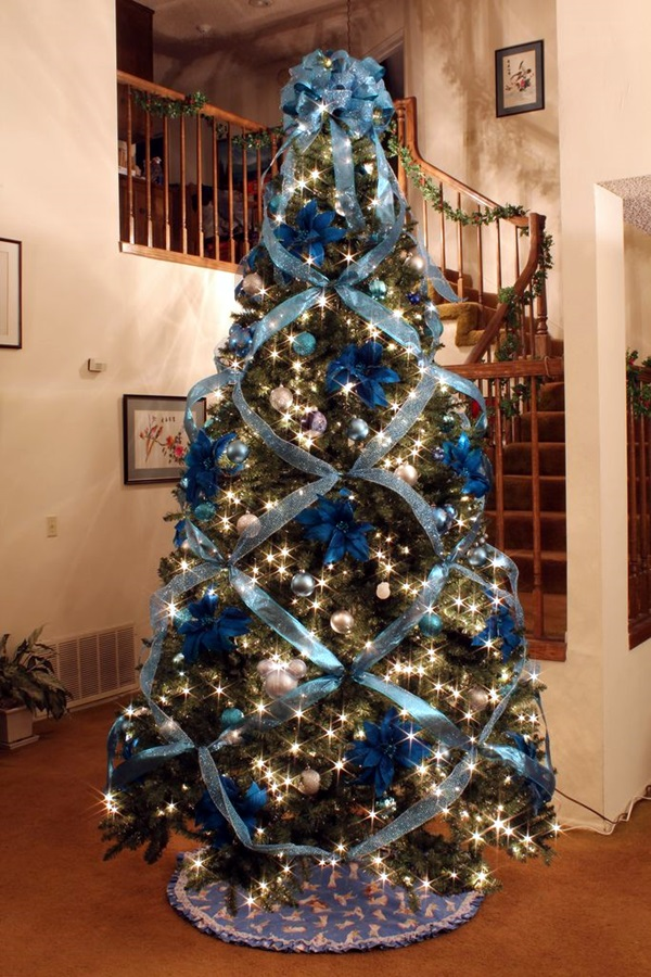 christmas tree decorating ideas (37)