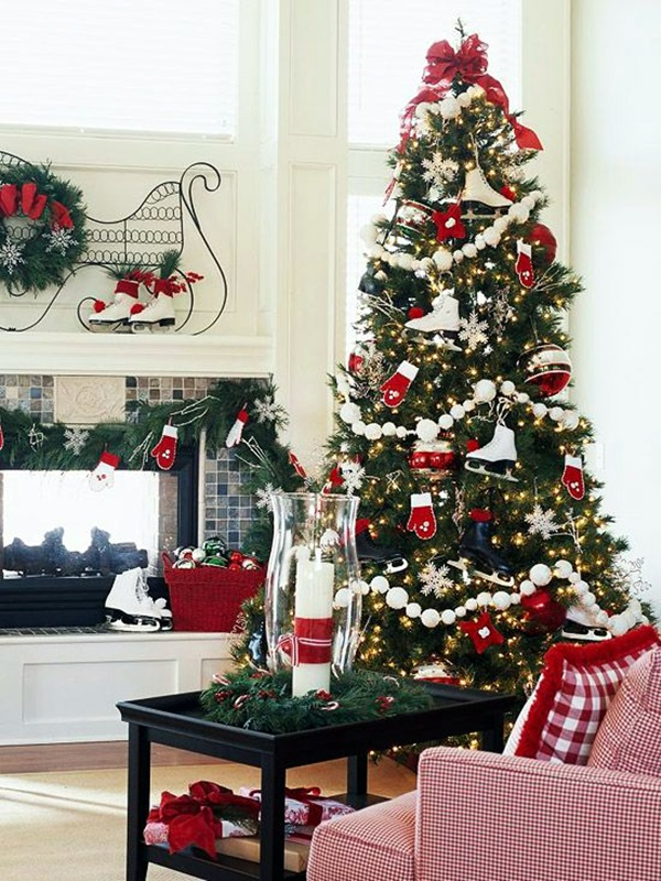 christmas tree decorating ideas (6)