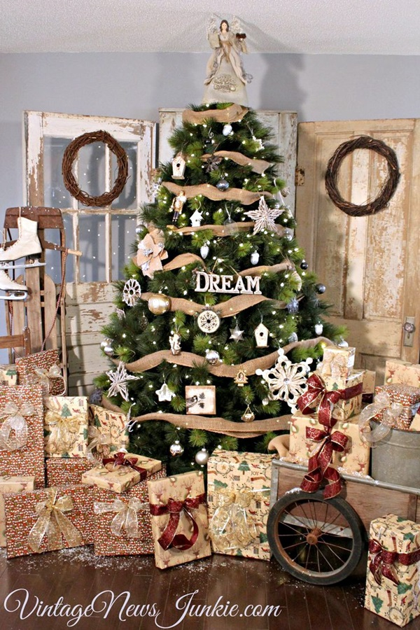 christmas tree decorating ideas (8)