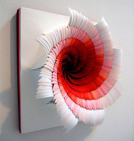 handcut paper art 15