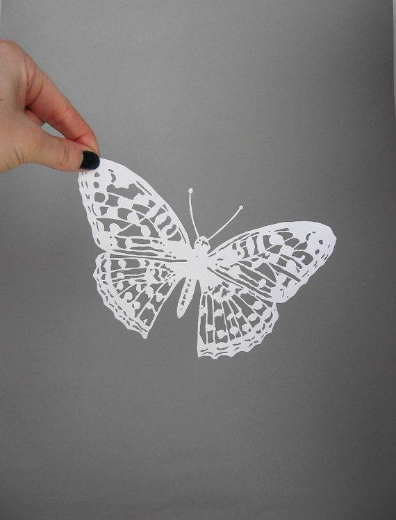 handcut paper art 24