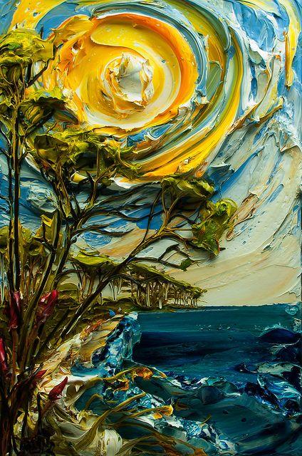 impasto paintings 11