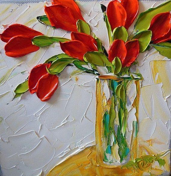 impasto paintings 12