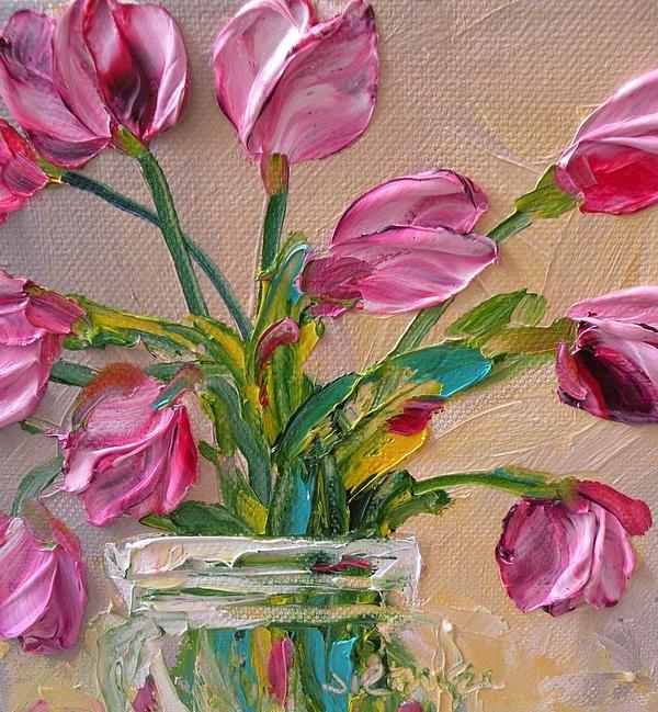 impasto paintings 14