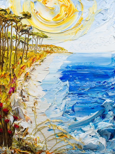 impasto paintings 2