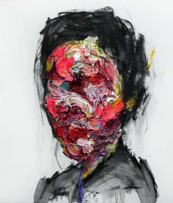 impasto paintings 20