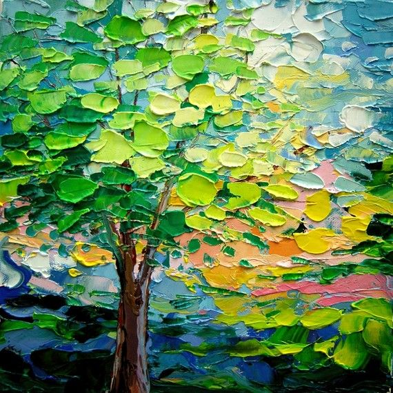 impasto paintings 22