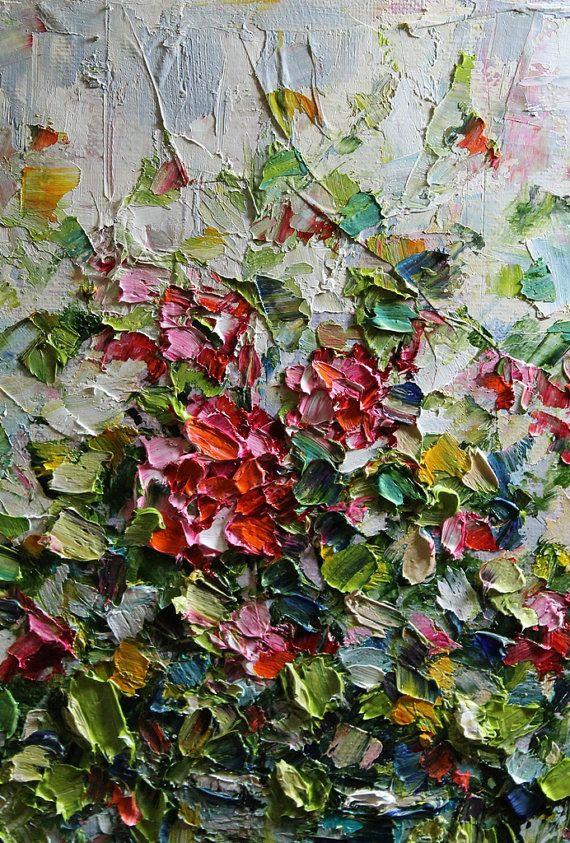 impasto paintings 26