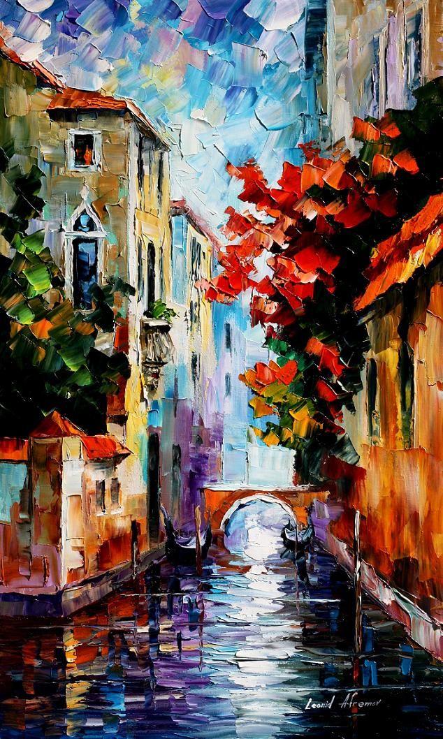 impasto paintings 29