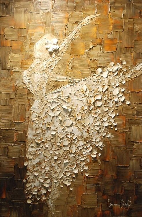 impasto paintings 7