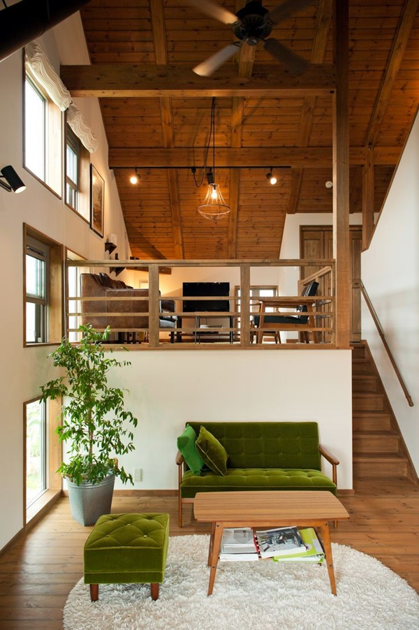 Chilling Japanese style interior Designs (19)