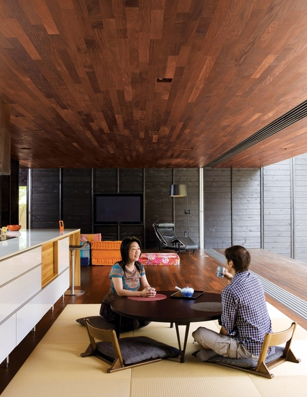 Chilling Japanese style interior Designs (20)