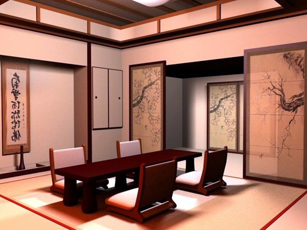 Chilling Japanese style interior Designs (26)