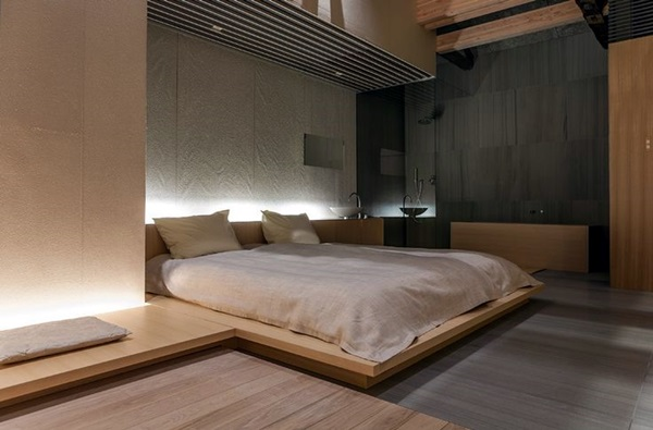 Chilling Japanese style interior Designs (27)