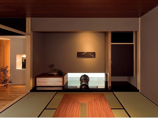 Chilling Japanese style interior Designs (28)