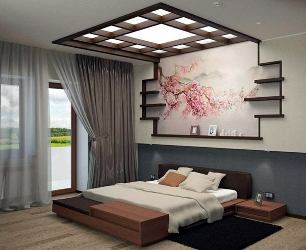 Chilling Japanese style interior Designs (32)