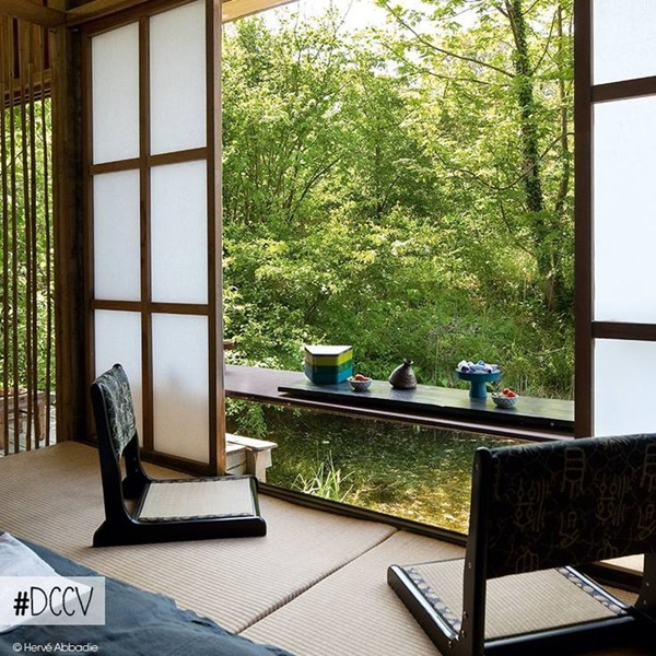 Chilling Japanese style interior Designs (34)