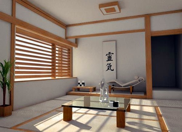 Chilling Japanese style interior Designs (35)
