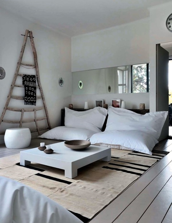 Chilling Japanese style interior Designs (36)