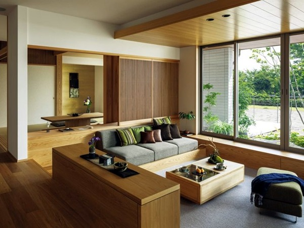 Chilling Japanese style interior Designs (38)