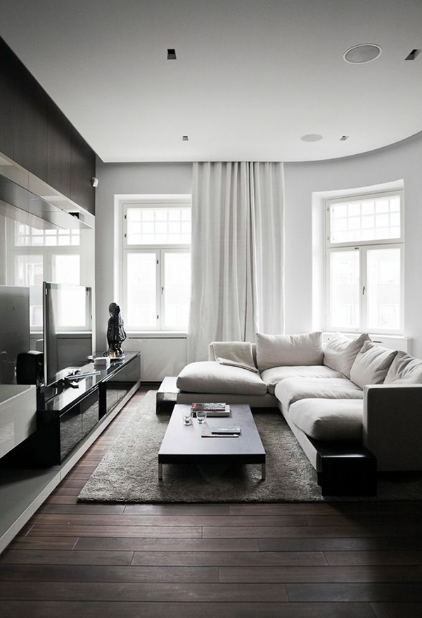 Chilling Japanese style interior Designs (42)
