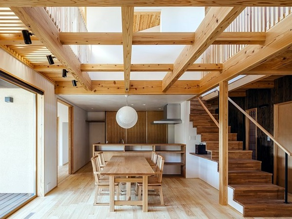Chilling Japanese style interior Designs (46)