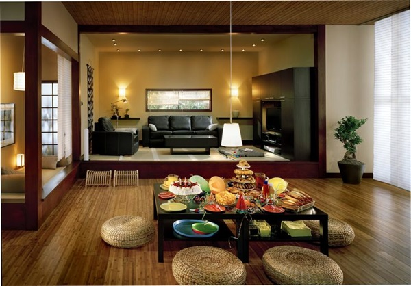 Chilling Japanese style interior Designs (50)