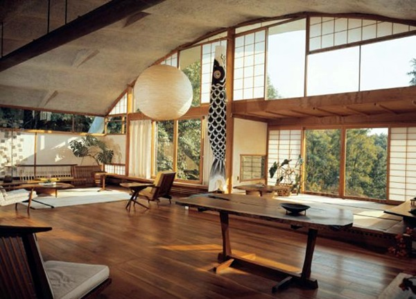 Chilling Japanese style interior Designs (9)