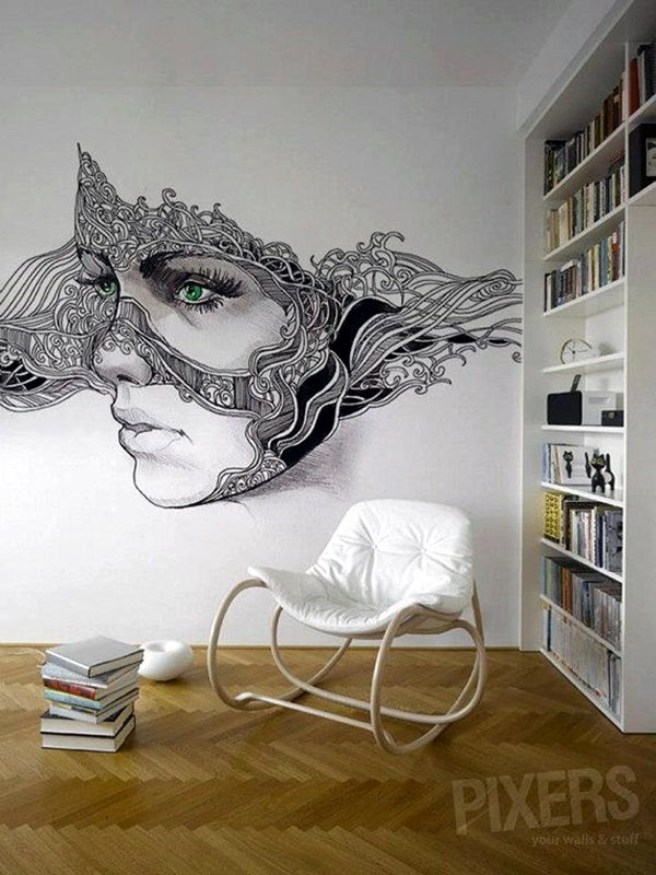 Easy Wall Art Ideas to Decorate Your Home (12)