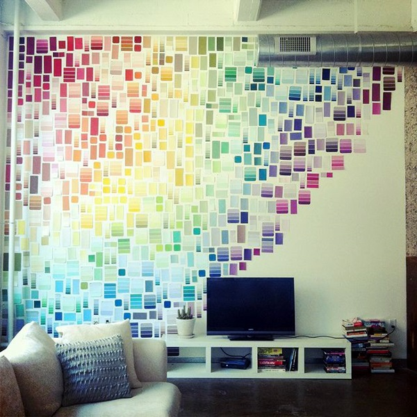 Easy Wall Art Ideas to Decorate Your Home (30)