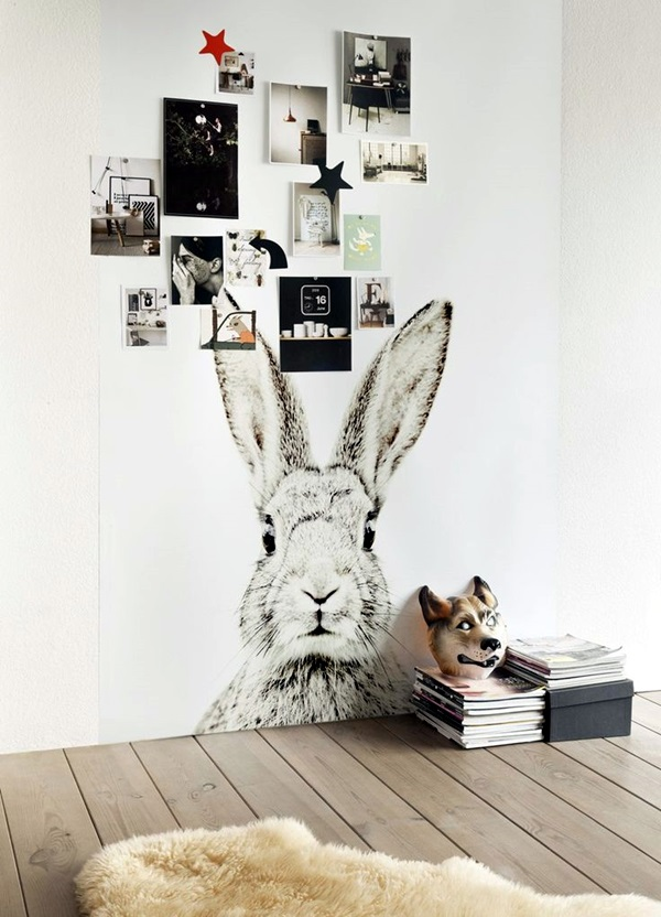 Easy Wall Art Ideas to Decorate Your Home (38)