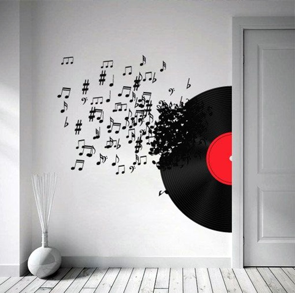 Easy Wall Art Ideas to Decorate Your Home (41)