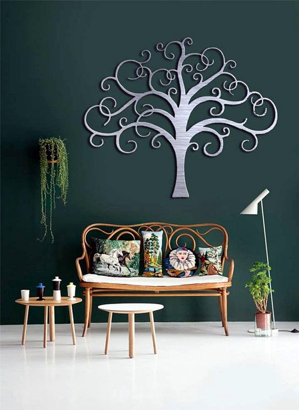 Easy Wall Art Ideas to Decorate Your Home (7)