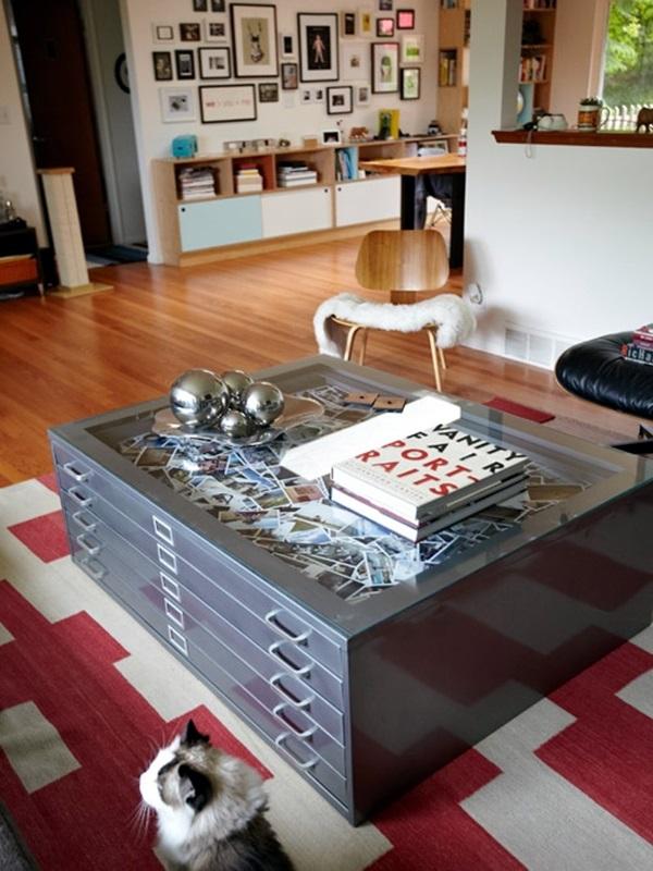 Genius Coffee Table Ideas to Copy (1)