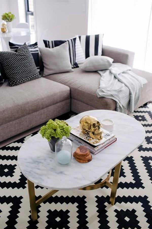 Genius Coffee Table Ideas to Copy (45)