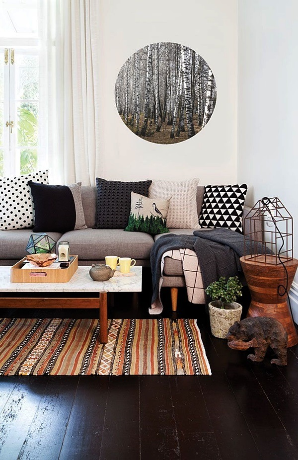 Magical Boho Home Decoration Ideas (6)