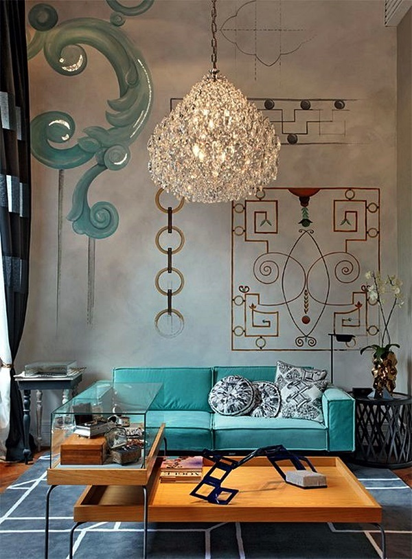Magical Boho Home Decoration Ideas (8)